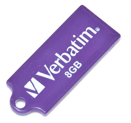 Verbatim Store'n'Go Micro 8GB
