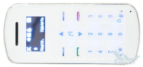 Подсветка кнопки BB-mobile micrON