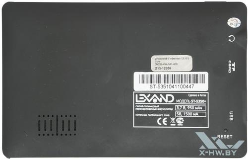 Задняя крышка Lexand ST-5350+