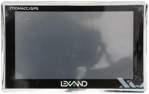 Lexand SG-615 HD. Вид сверху