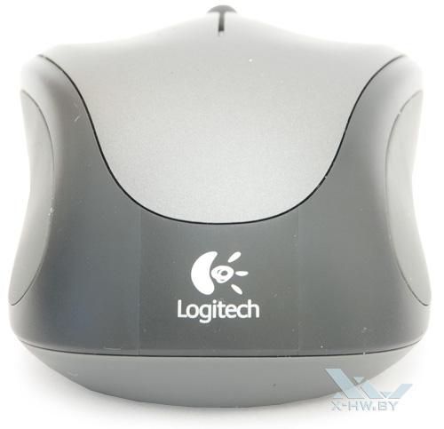 Задний торец Logitech Wireless M235