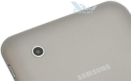 Камера Samsung Galaxy Tab 2 7.0