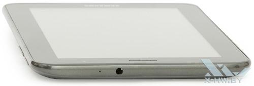 Верхний торец Samsung Galaxy Tab 2 7.0