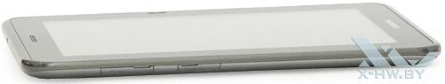 Левый торец Samsung Galaxy Tab 2 7.0