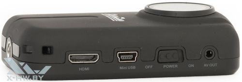 Левый торец AdvoCam-HD1