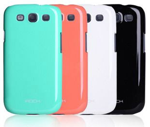 Пластиковая накладка для Samsung Galaxy S III