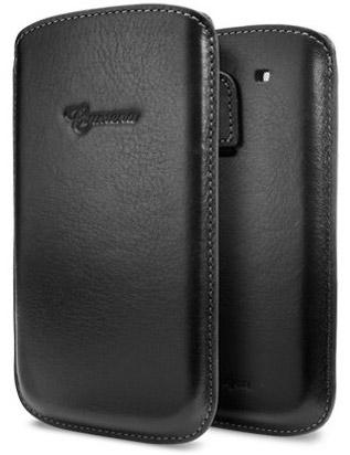 Кожаный чехол для Samsung Galaxy S III