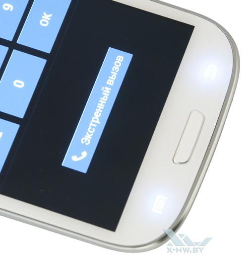 Подсветка кнопок Samsung Galaxy S III