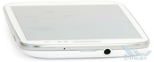 Верхний торец Samsung Galaxy S III