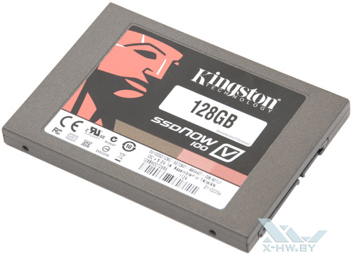 Kingston SSDNow V100 128 Гбайт