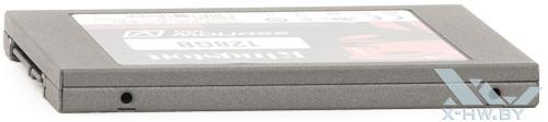 Правый торец Kingston SSDNow V100 128 Гбайт