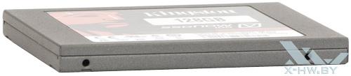 Левый торец Kingston SSDNow V100 128 Гбайт