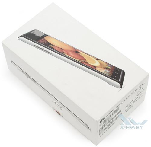 Коробка Huawei Ascend P1