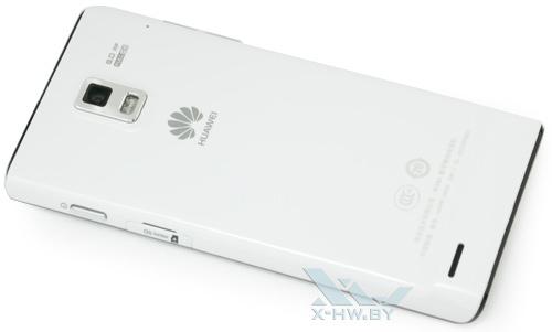 Huawei Ascend P1. Вид сзади