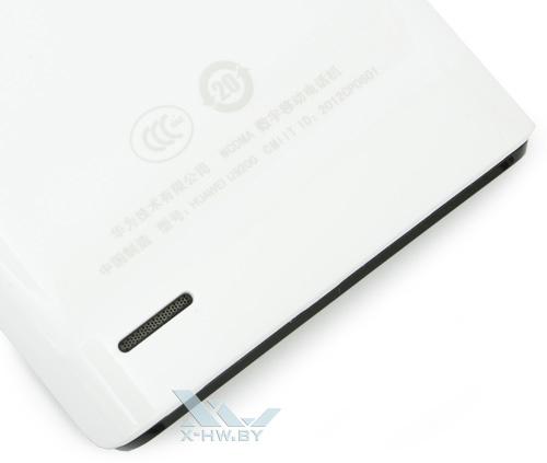 Динамик на задней крышке Huawei Ascend P1