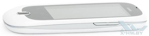Правый торец Huawei Ascend Y100