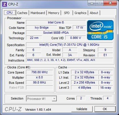 Процессор Samsung 900X3C