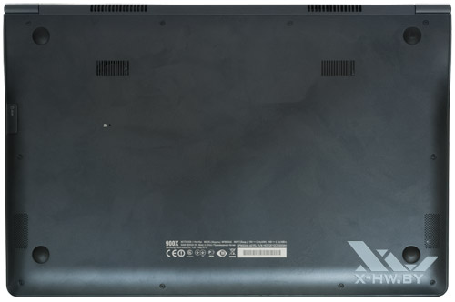 Днище Samsung 900X4C