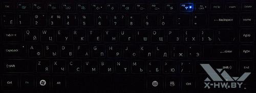 Подсветка клавиатуры Samsung 900X4C