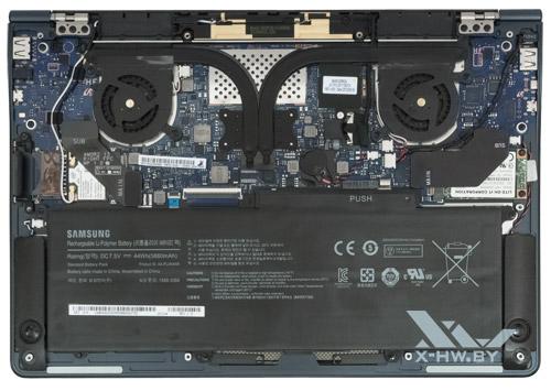 Возможности обновления Samsung 900X3C