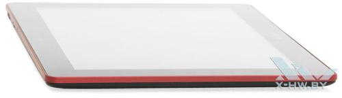 Левый торец Fujitsu STYLISTIC M532