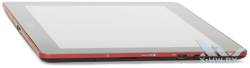 Правый торец Fujitsu STYLISTIC M532