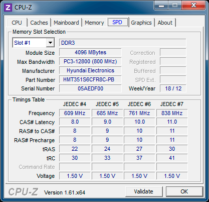 Модули памяти Fujitsu LIFEBOOK NH532