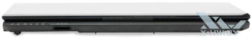 Передний торец Fujitsu LIFEBOOK NH532