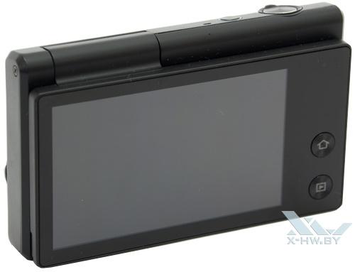 Samsung MV800. Вид сзади