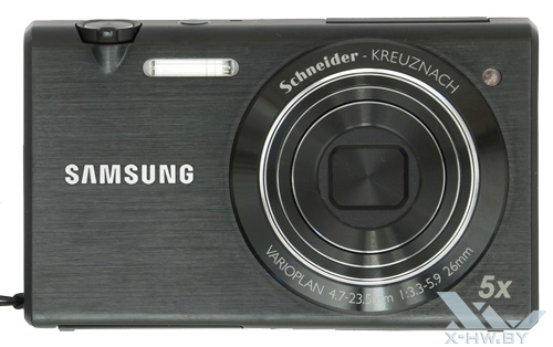 Samsung MV800. Вид сверху