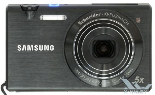 Включенный Samsung MV800. Вид сверху