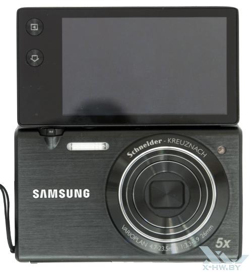 Раскрытый Samsung MV800