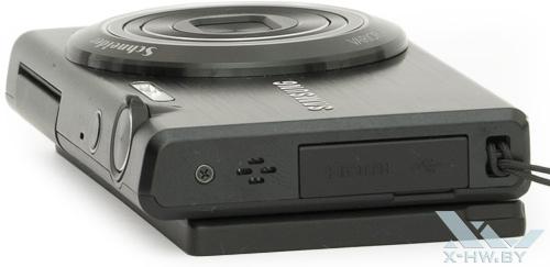 Левый торец Samsung MV800