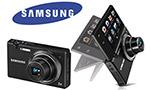 Обзор фотоаппарата Samsung MV800. Маленький, с поворотным сенсорным экраном
