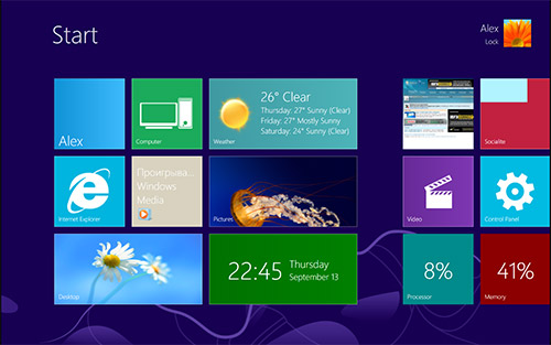 Windows 8 Transformation Pack. Рис. 2
