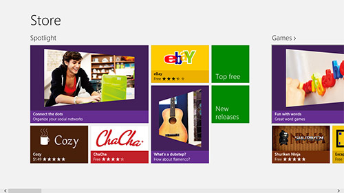 Windows Store. Рис. 2