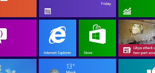 Windows Store. Рис. 1