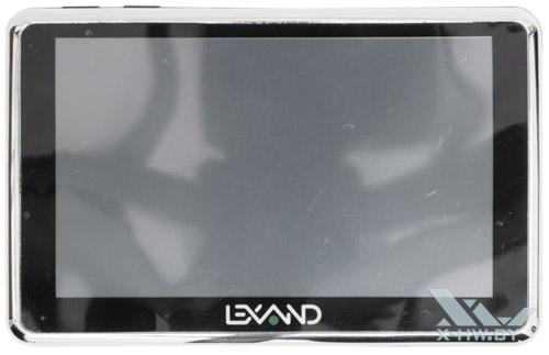 Lexand SR-5550 HD. Вид сверху