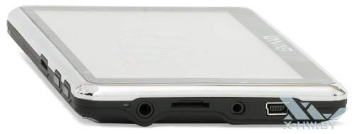 Левый торец Lexand SR-5550 HD