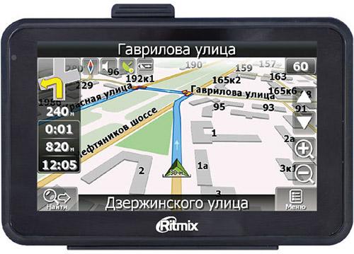 Ritmix RGP-589 DVR