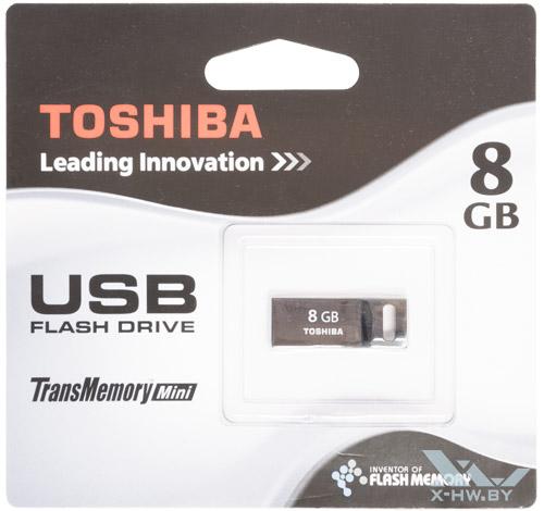 Toshiba Suruga у упаковке