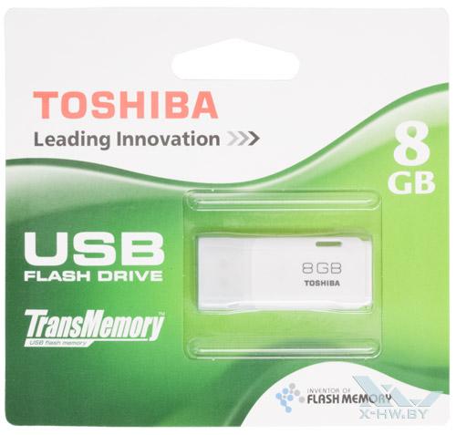 Toshiba Hayabusa в упаковке