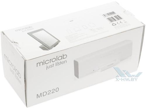 Коробка Microlab MD220