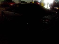 Пример ночной съемки Highscreen Alpha GT. Рис. 3