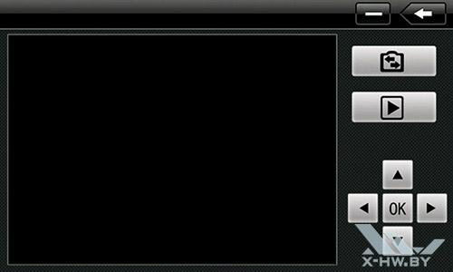 Интерфейс для управления видеорегистратором Lexand STR-7100 HDR. Рис. 3