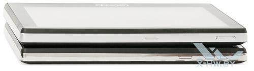 Верхний торец Lexand STR-7100 HDR и Lexand STR-7100 PRO HD
