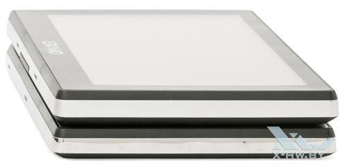 Правый торец Lexand STR-7100 HDR и Lexand STR-7100 PRO HD