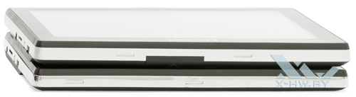 Нижний торец Lexand STR-7100 HDR и Lexand STR-7100 PRO HD