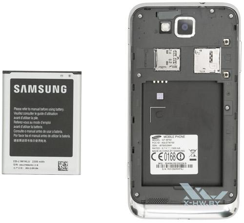 Внутри Samsung ATIV S