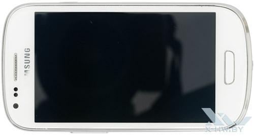 Samsung Galaxy S III mini. Вид сверху